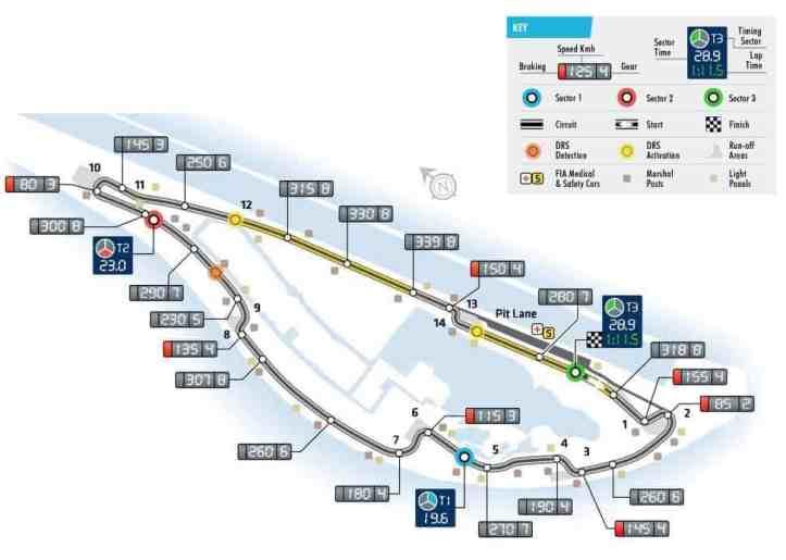 Canadian-GP-F1-2018-Circuit-Gilles-Villeneuve-track-map-Photo-FIA