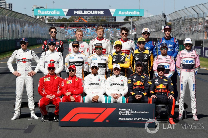 f1-australian-gp-2018-drivers-group-photo