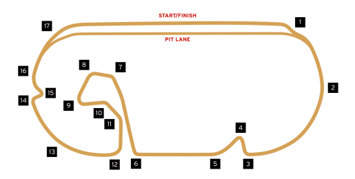 DS-TECHEETAH-Mexico-City-Formula-E-race-track-map